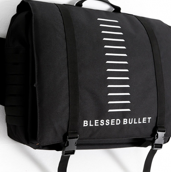 ★BLESSED BULLET★ ARRAY MESSENGER BAG