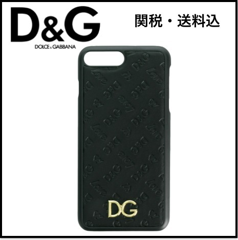 ☆関税・送料込☆DOLCE & GABBANA  DG Love iPhone 7 Plusケース