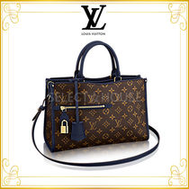 2017/18AW Louis Vuitton ルイヴィトン ポパンクールPM マリーヌ