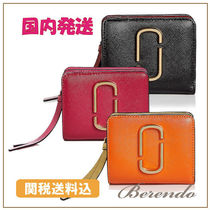 国内発送◆MARC JACOBS Snapshot Mini Leather Wallet 財布