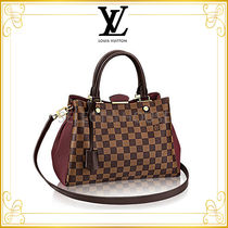 2017/18AW Louis Vuitton ルイヴィトン ブリタニー ボルドー