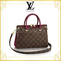2017/18AW Louis Vuitton ルイヴィトン パラス BB レザン
