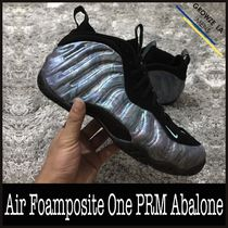 ★【NIKE】追跡発送 ナイキ Air Foamposite One PRM Abalone