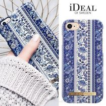 "☆iDEAL OF SWEDEN☆""BOHO"" iPhone 7/8ケース*Blue"