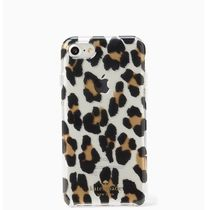 *kate spade*Leopard iPhone 7 ケース レオパード ヒョウ柄