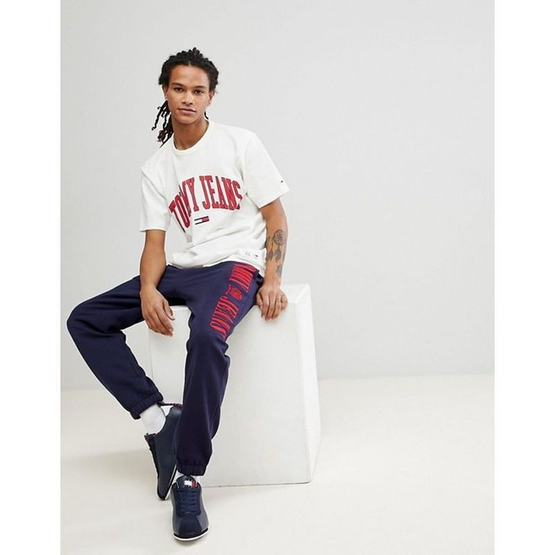 Tommy Hilfiger*T-Shirt in White*関税込み