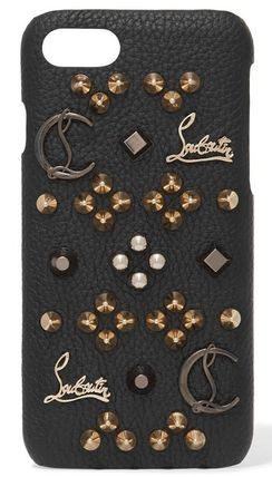 Christian Louboutin スマホケース・テックアクセサリー ★関税負担★ CHRISTIAN LOUBOUTIN★LOUBIPHONE  IPHONE 7 CASE
