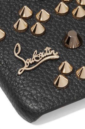 Christian Louboutin スマホケース・テックアクセサリー ★関税負担★ CHRISTIAN LOUBOUTIN★LOUBIPHONE  IPHONE 7 CASE(2)