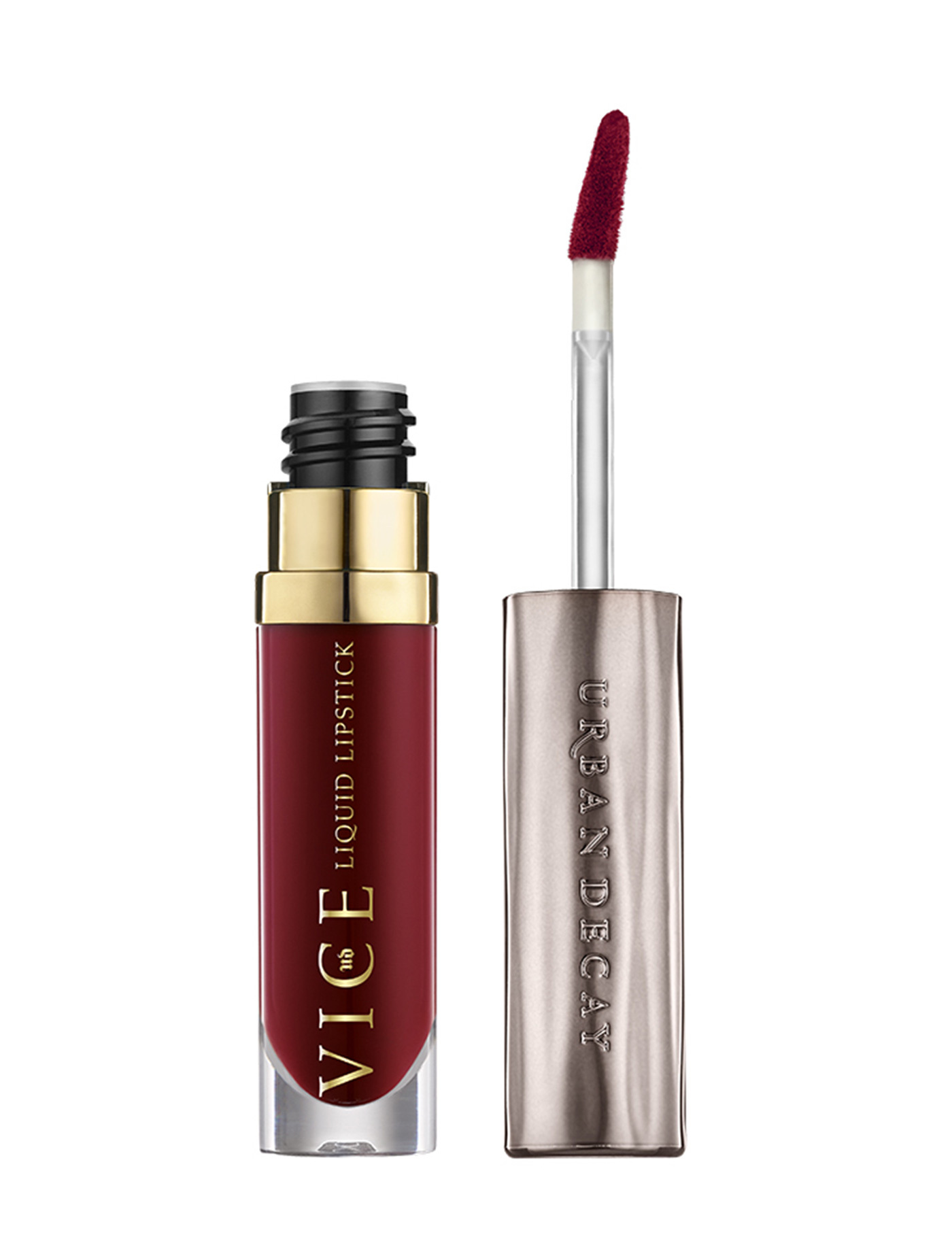 URBAN DECAY Vice Liquid Lipstick #Crimson /Rich red 送料込