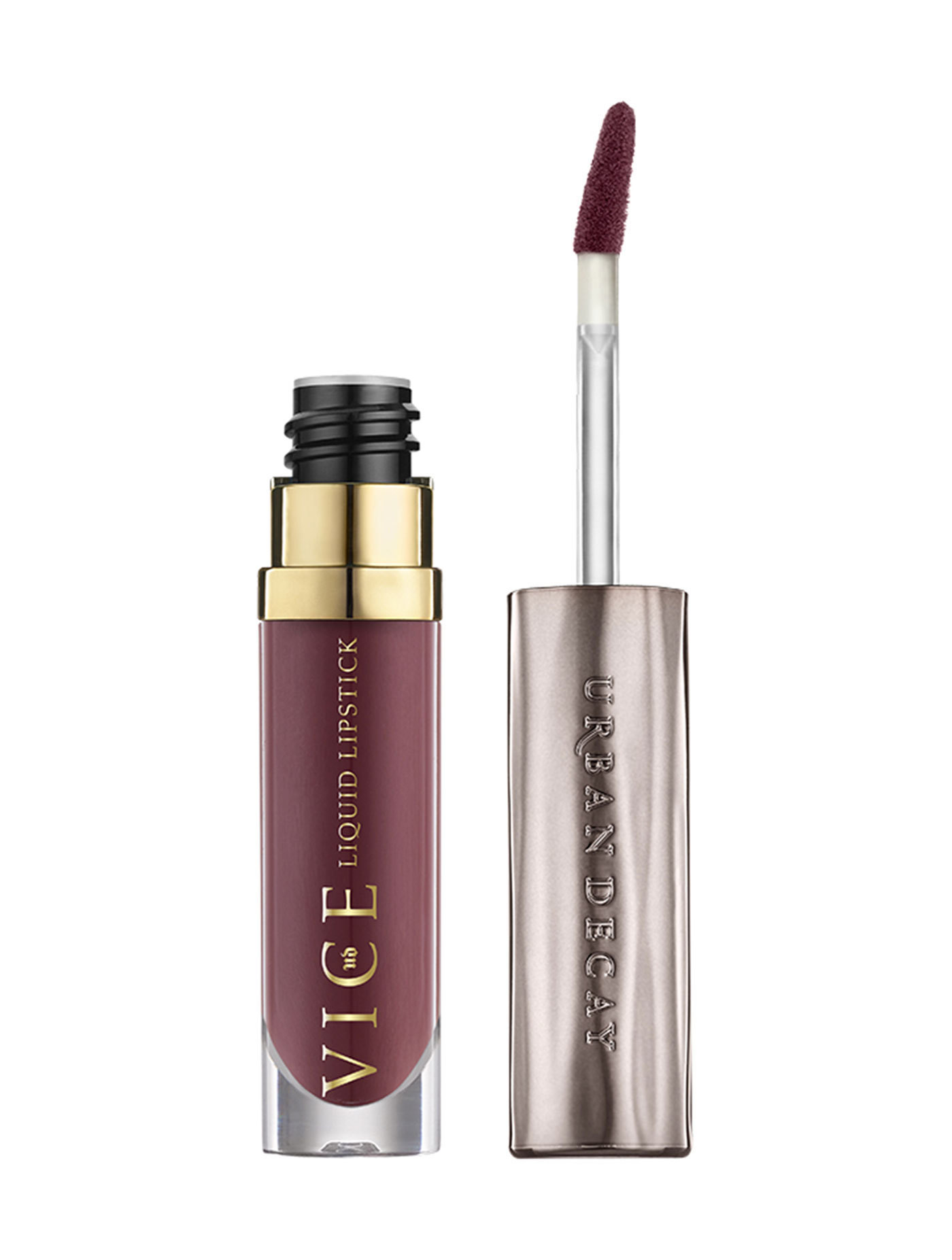 URBAN DECAY Vice Liquid Lipstick #Unbroken /brown 送無追跡有