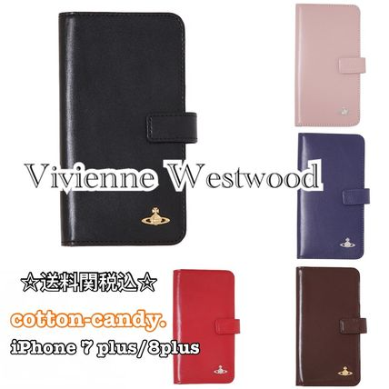 Vivienne Westwood iPhone・スマホケース ◎送料関税込 Vivienne Westwood iPhone7 Plus 8Plusケース◎