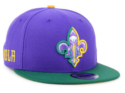 New Orleans Pelicans NBA City Series 9Fifty Snapback