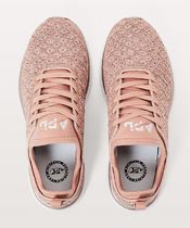 新作【lululemon】TechLoom Phantom Shoe  Rose Gold スニーカー