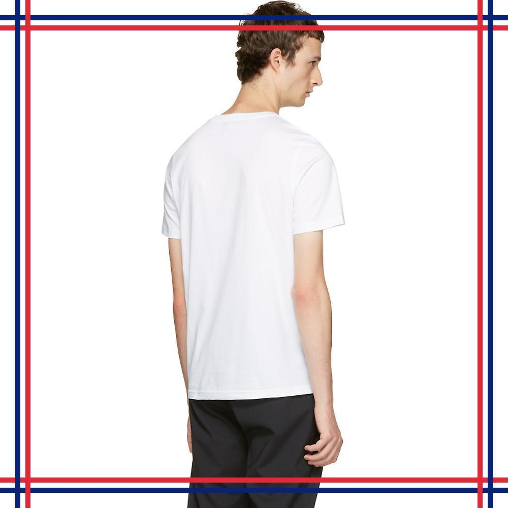 |PS by Paul Smith|ホワイト リップ T シャツ