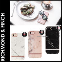 ★追跡&関税込【RICHMOND & FINCH】iPhone/MARBLE