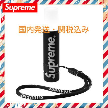 【国内発送】Supreme/NITECORE Mini Magnetic Flashlight Black
