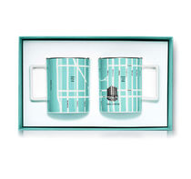Tiffany & Co☆ ティファニー Manhattan Map Mug