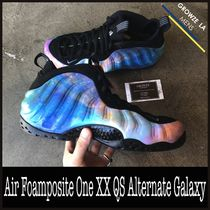 ★【NIKE】追跡発送 Air Foamposite One XX QS Alternate Galaxy
