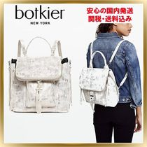 Botkier(ボトキエ) バックパック・リュック NYセレブ注目 ♪ Ivory Warren Backpack 【関税送料込】