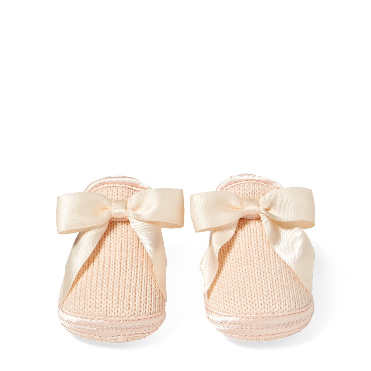○送料込○ Addison Knit Slipper With Bow
