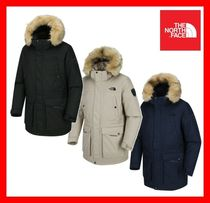 [THE NORTH FACE ザノースフェイス]  ☆M 'S MCMURDO LT PARKA★