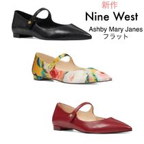 Nine West ☆新作セール☆Ashby Mary Janesフラット(3色)
