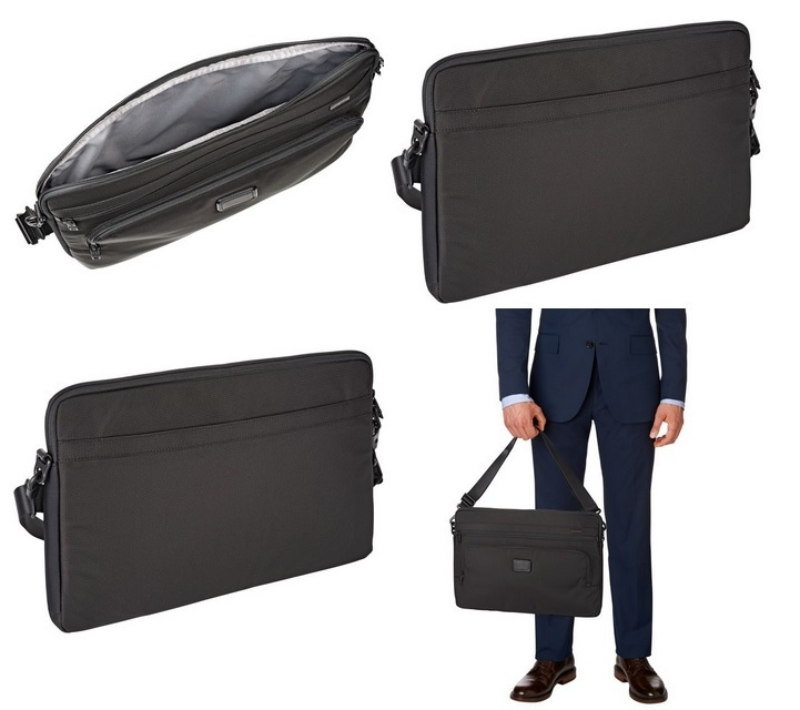 Tumi★Alpha 2 Extra Large Laptop Cover with Strap 1035381041