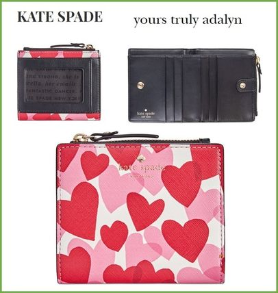 【Kate Spade】ハート〓がかわいい yours truly adalyn