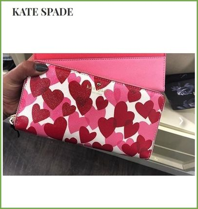 【Kate spade】ハートがかわいい〓yours truly lacey