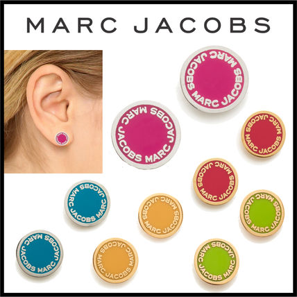 ★国内在庫★SALE★ピアス★MARC JACOBS★LOGO DISC★
