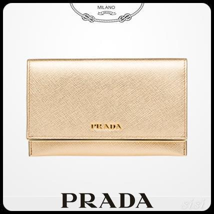 PRADAプラダ 1MC004 SAFFIANO LEATHER CARD HOLDER