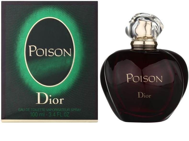 【準速達・追跡】DIOR Poison Poison EDT for Women 100ml