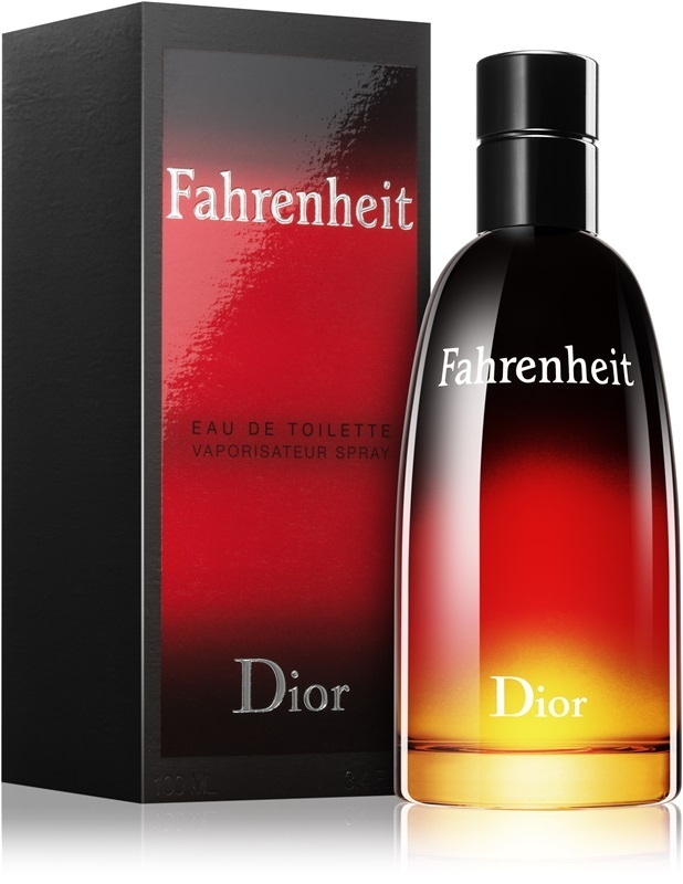 【準速達・追跡】DIOR Fahrenheit EDT for men 100ml