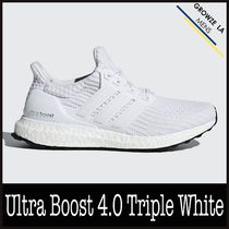 ★【adidas】追跡発送 アディダス Ultra Boost 4.0 Triple White