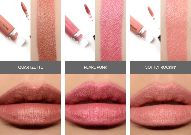 MAC☆RETRO MATTE LIQUID LIPCOLOUR METALLICS 15色