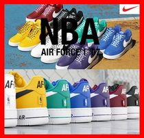 韓国の人気【ナイキNIKE ] ★AIR FORCE 1 LOW NBA ★UNISEX☆