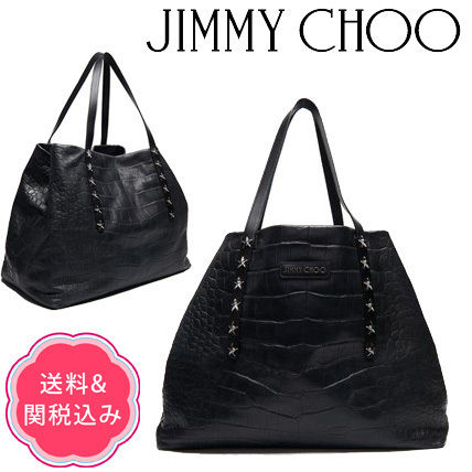 【送料・関税込】Jimmy Choo〓'PIMLICO' TOTE