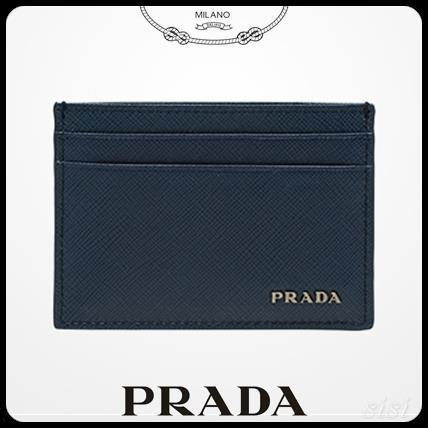 PRADAプラダ 2MC149 SAFFIANO LEATHER CARD HOLDER