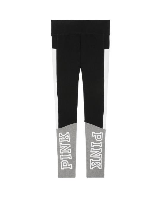 ○送料込○ ★pure black / grey★NEW! Cotton Pocket Legging