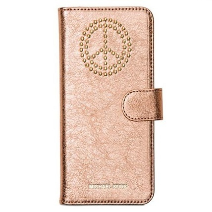 ★送・関込み★ Michael Kors iPhone 7 Plus Folio Case