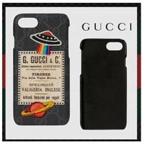 GUCCI 18Cruise最新作★ ナイト クーリエ iPhone 7 ケース