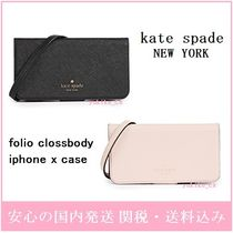 【国内発送】FOLIO CROSSBODY IPHONE X CASE セール