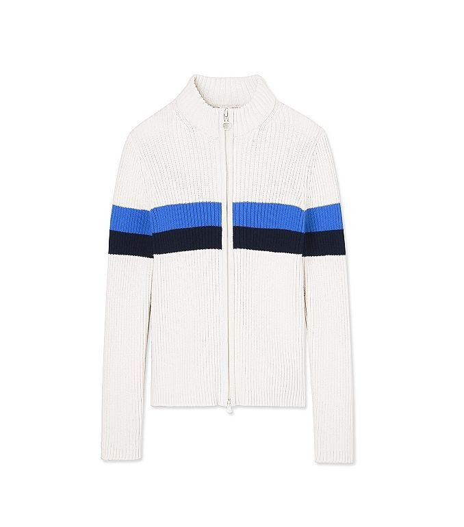 《関税・送料無料》セーター♪ PERFORMANCE COTTON DOUBLE-ZIP