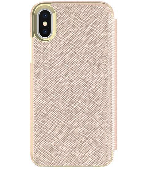 【ケイトスペード】Folio Case iphoneX case