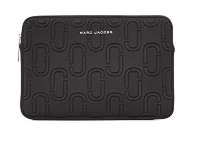 NEW国内発送MARC JACOBS*11インチDouble J PCケース