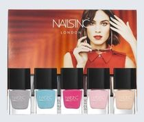 Nails Inc☆限定(Spring Summer Coconut Brights collection)