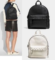 Coach ◆ 21354 Campus backpack with prairie rivets