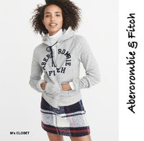 Abercrombie&Fitch(アバクロ)ロゴジップアップパーカー