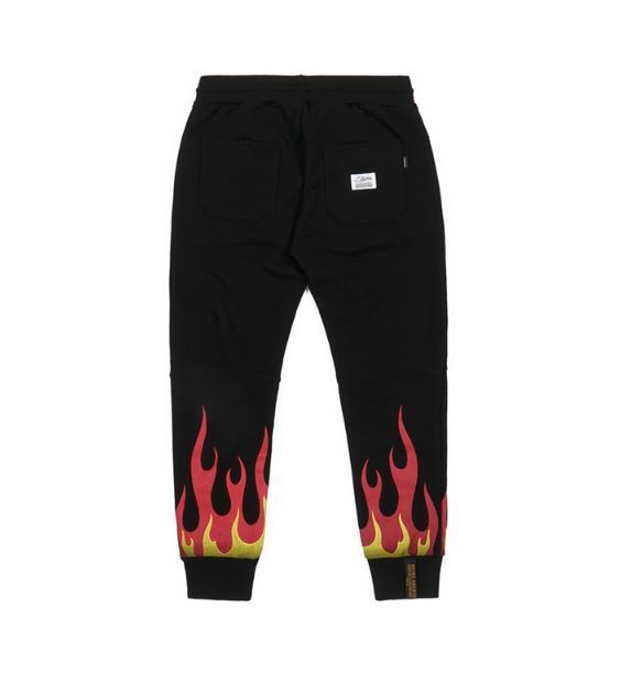 日本未入荷STIGMAのBLAZE HEAVY SWEAT JOGGER PANTS