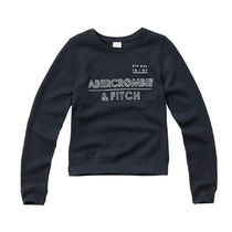 mサイズGRAPHIC CREW SWEATSHIRT